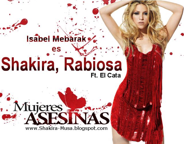 ShakiraRabiosa