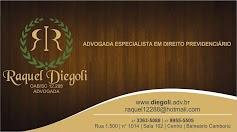 RAQUEL DIEGOLI - ADVOGADA