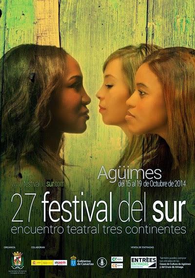 27 Festival del Sur - Encuentro Teatral Tres Continentes