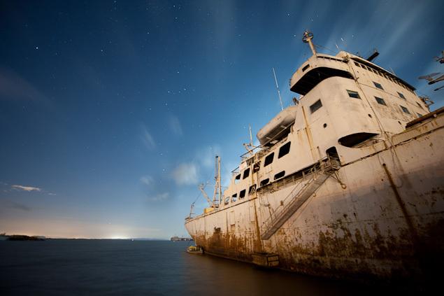 kapal the president