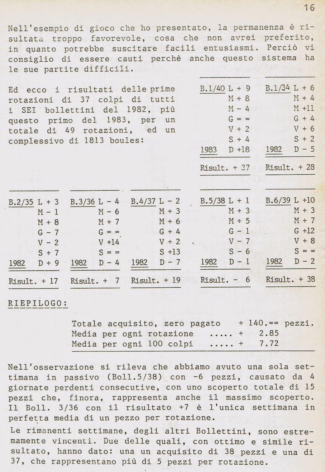 Nino zantiflore sistemi roulette e legge del terzo