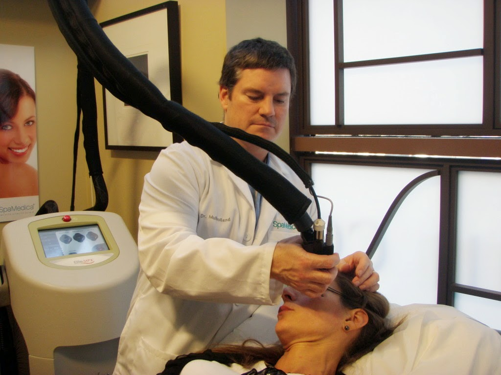 Laser hair removal at Spamedica Toronto by Dr.Mulholland