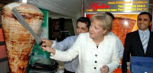 doner kebab origen historia de turquia angela merkel europa