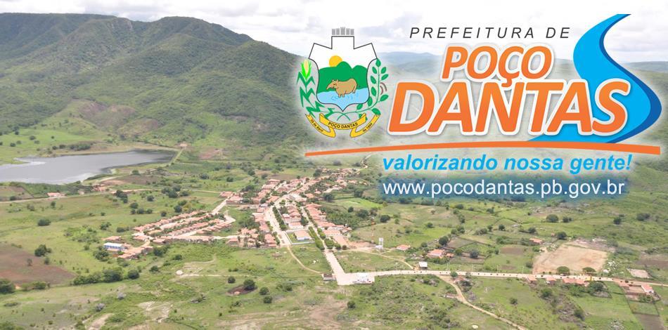 POÇO DANTAS PB  VIZINHO A LUIS GOMES RIO GRANDE DO NORTE