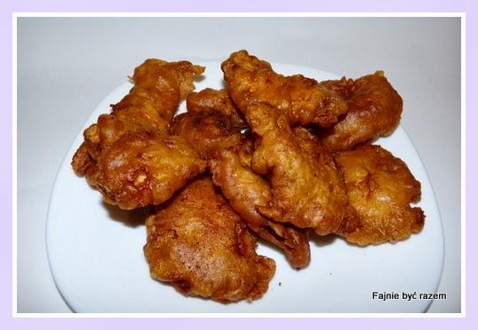 Przepis na filet z kurczaka w chrupiecej panierce