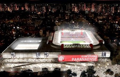 Arena da Baixada stadion