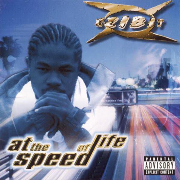 Xzibit - At The Speed of Life (1996)