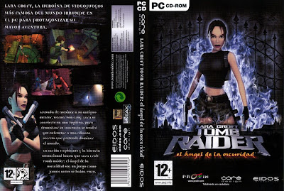 Tomb Raider The Angel of Darkness Cover PC Game
