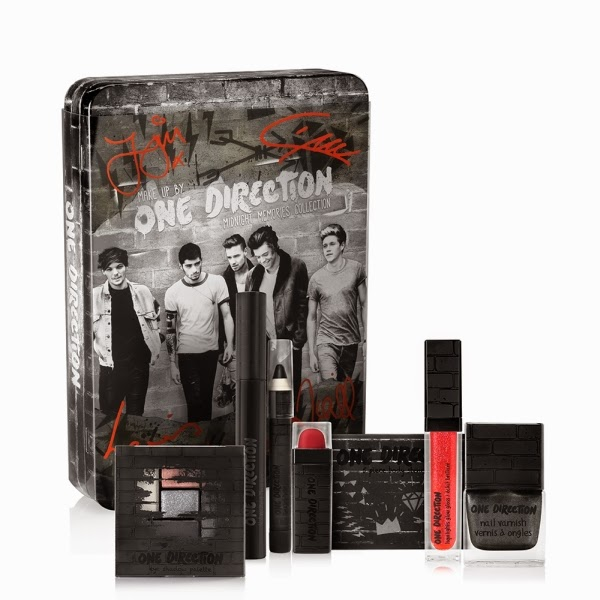 Midnight Memories Collection Makeup by One Direction