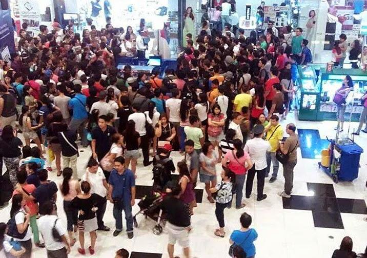 ZTE Philippines, ZTE Sale