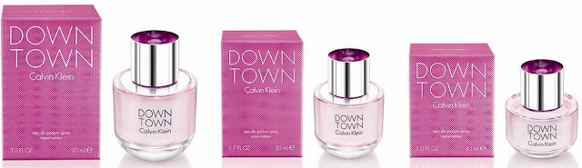 DOWNTOWN Calvin Klein, Calvin Klein, fragrance, eau de parfum, floral woody