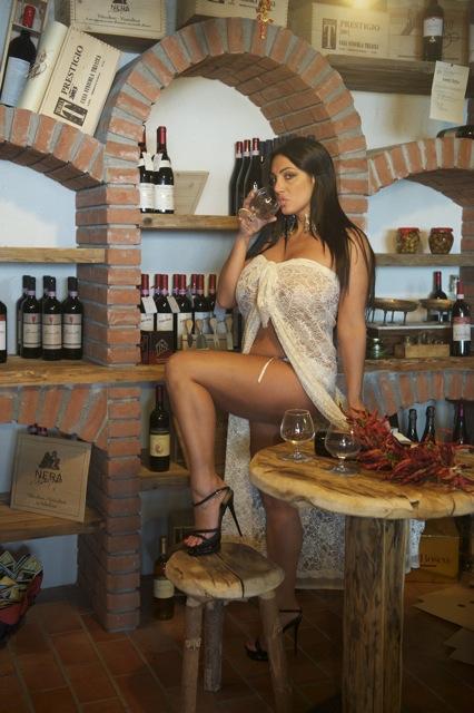marika fruscio 2011 calendario