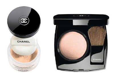 Eclats du Soir Chanel Poudre e Joues Contraste