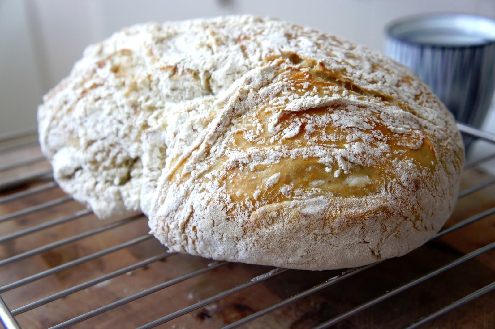 kalljäst glutenfritt bröd