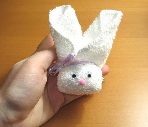 All Things Homemade: Boo Boo Bunny - Diy Crafts