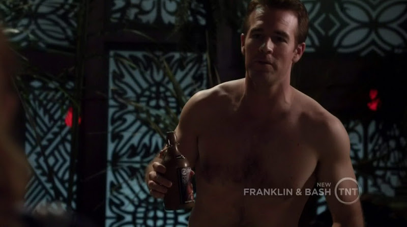 james vander beek naked party