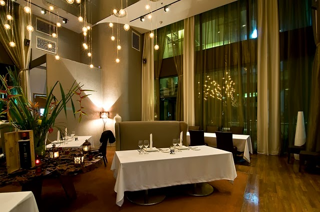 The beautiful interior of Tanzini Upper Deck (Pic courtesy of Foodn'Frame)
