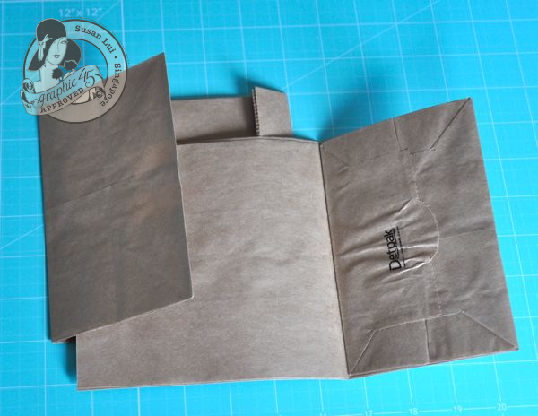 Paper Bag Book Cover Tutorial ~ Of photos paper graphic afternoon tea recipe book