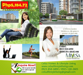 Lahug Cebu City near IT Park Condominium For Sale 5K only