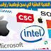 تعرف على أكثر الشركات التقنية العالمية التي تمنح لموظفيها راواتب ضخمة شهريا