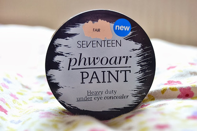 Seventeen Phwoarr Paint Review