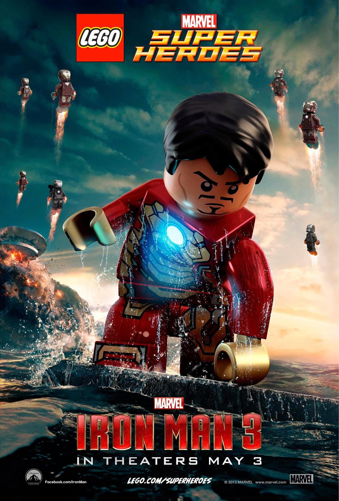 Lego -  Iron Man