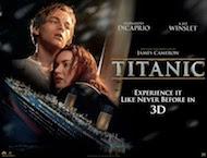 titanic 3d recensione