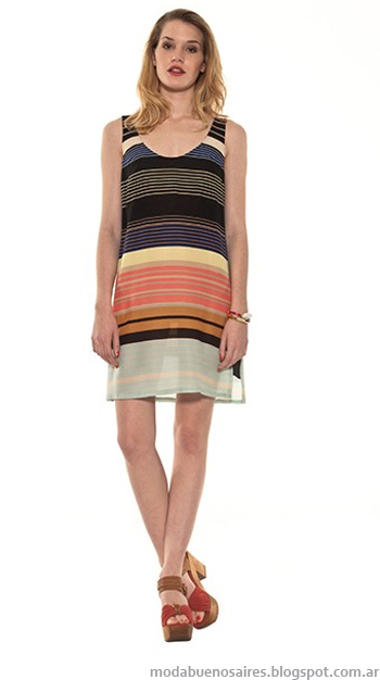Moda Vitamina vestidos verano 2013