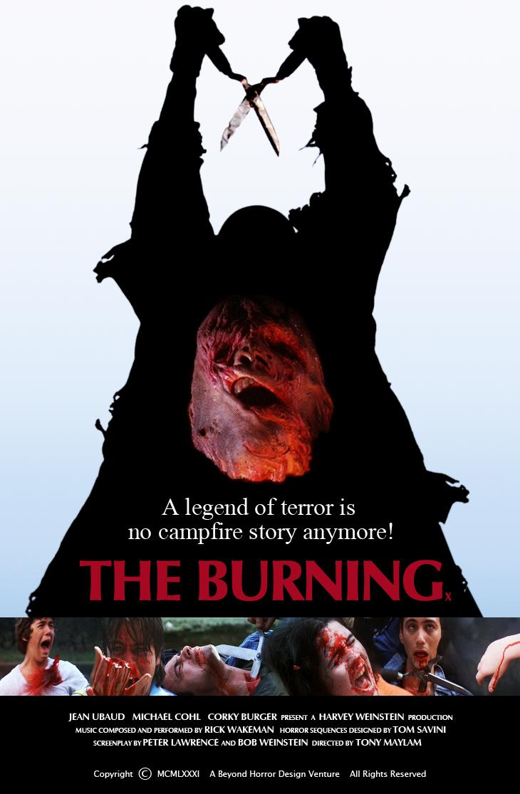 beyond horror design the burning tony maylam 1981