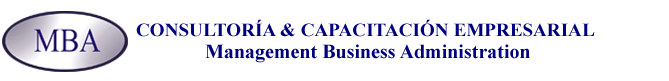 MBA Consultoría & Capacitación Empresarial