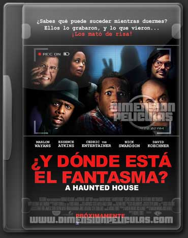 A Haunted House (BRRip HD Español Latino) (2013)