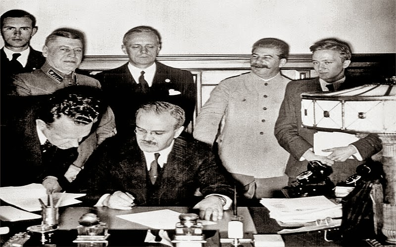 without the nazi soviet non aggression pact there But to claim that without the pact there would have been no war is simply absurd – and, in the words of the historian mark mazower, too tainted by present day political concerns to be taken seriously hitler had given the order to attack and occupy poland much earlier as fellow historian geoff roberts puts it, the pact was an instrument of defence, not aggression.
