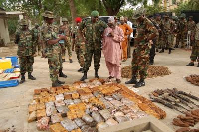 ammunition,boko haram hezobollah,nigeria,terrorist