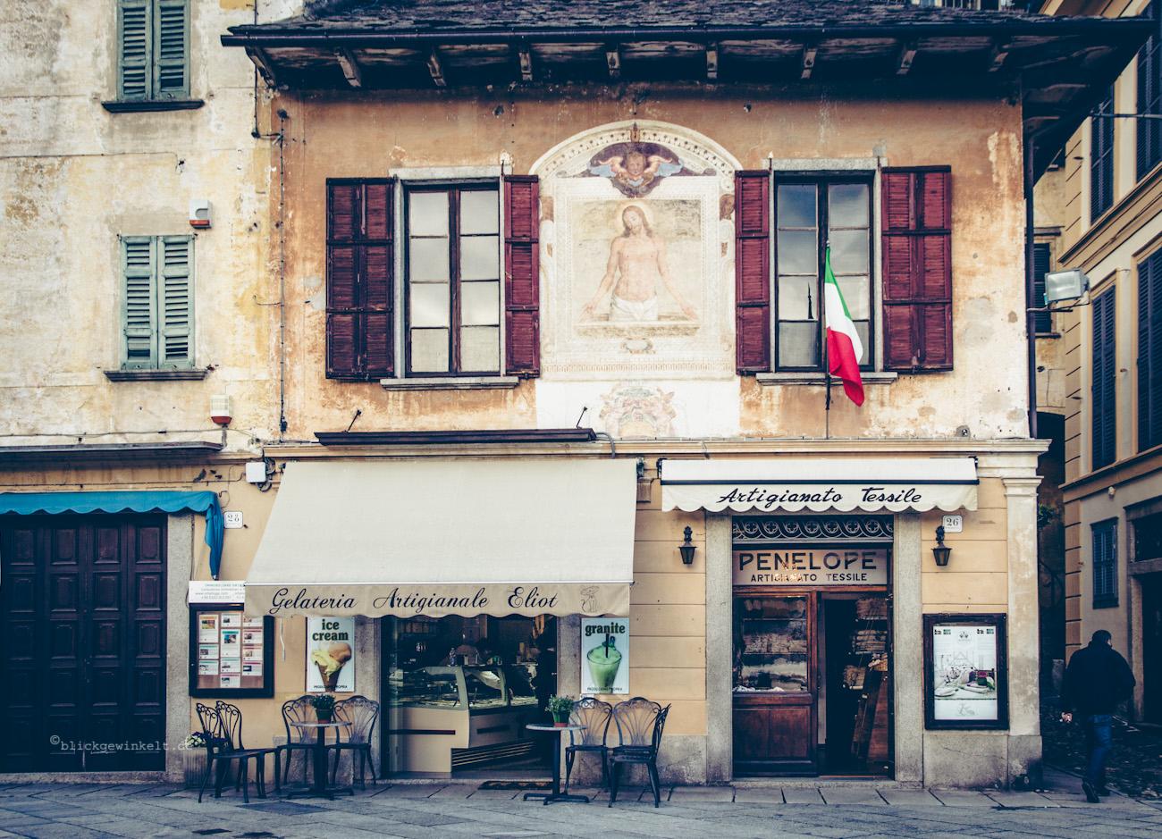 Gelateria, Italien