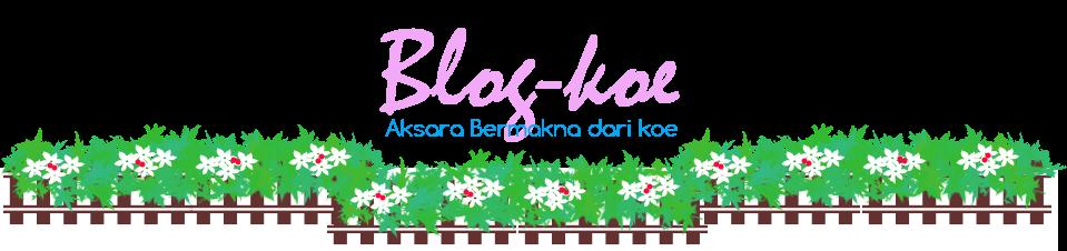 Blog-koe