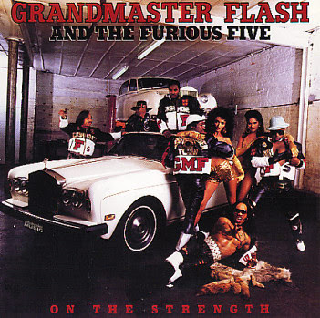 Grandmaster Flash & The Furious Five – On The Strength (CD) (1988) (320 kbps)