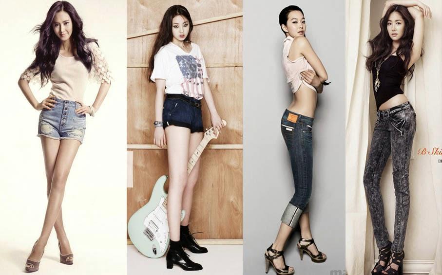 Tips Fashion Korea Untuk Wanita Tubuh Mungil - Tips Cara 2014