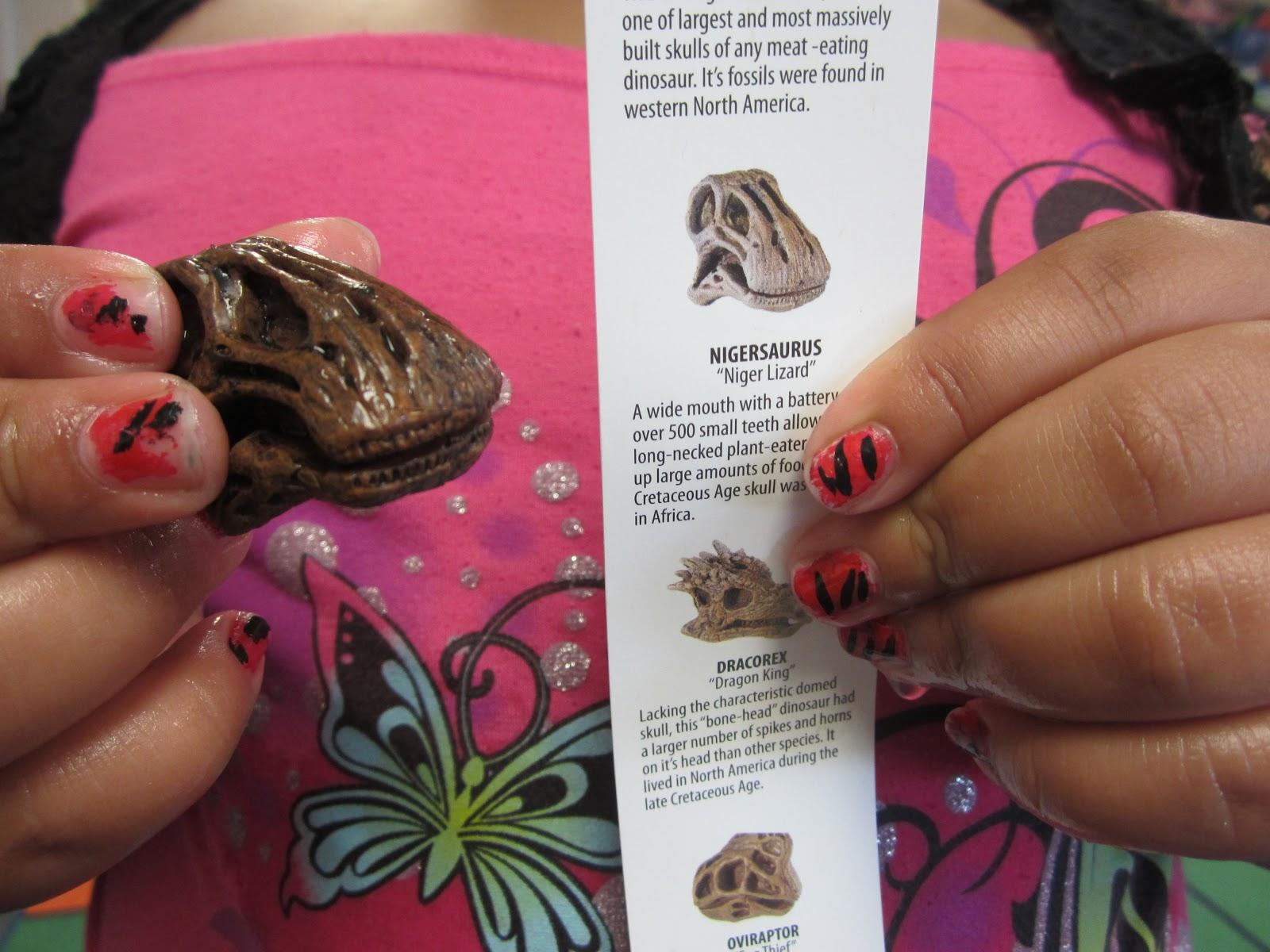 Salt Lamps Fact Or Fiction : Herding Kats in Kindergarten: Paleontologist Activity!