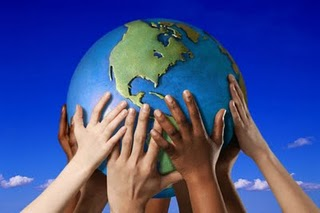 kapasitas penduduk bumi