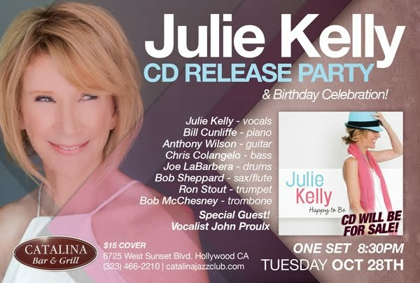 Julie Kelly at Catalina's Bar and Grill