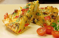 Omelet Sayuran