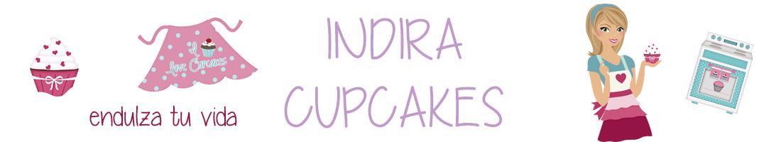 Indira cupcakes