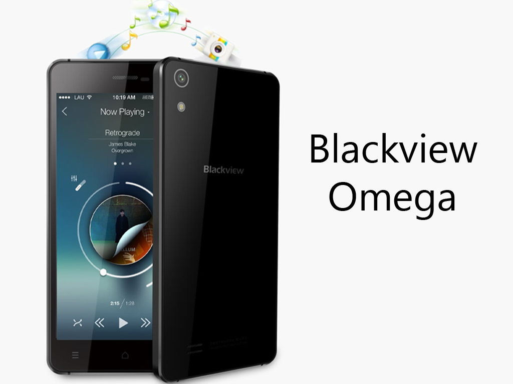 Blackview Omega Launched: 5-inch, Octa-core, 2GB 16MP Camera