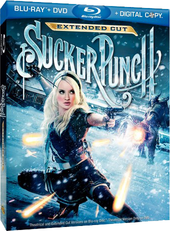 Sucker Punch Extended Cut 2011 720p BluRay