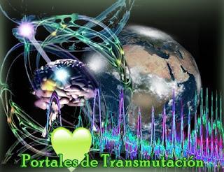 Hoy les hablaremos de los Portales de Transmutación, para ello utilizaremos frecuencias más altas de lo habitual, mediante el vídeo que está más abajo.