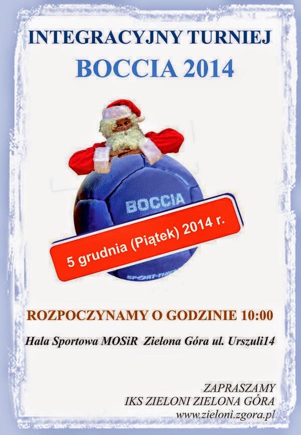 boccia, integracyjny klub sportowy,iks zieloni, zielona góra,ul.dworcowa 31,projektowanie kariery sportowej,kickboxing,treningi,sport,