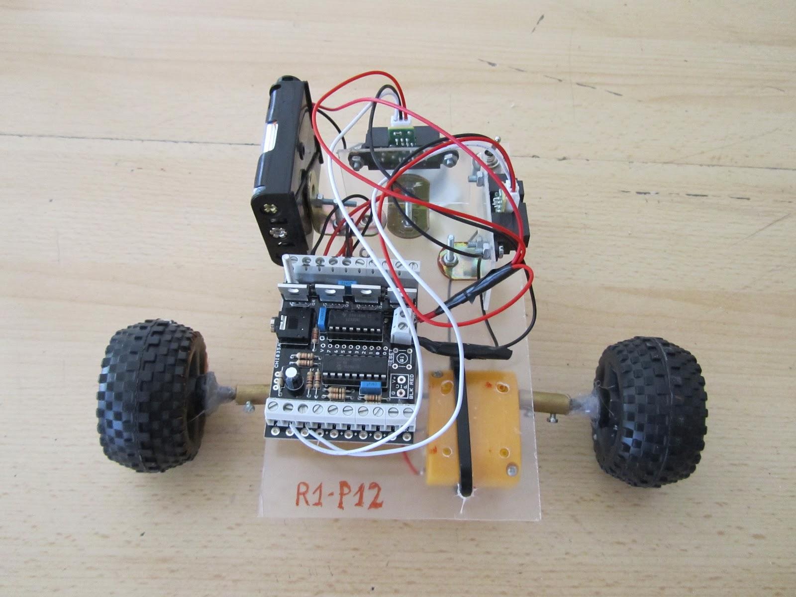 Robótica escolar e s o pr robot resuelve