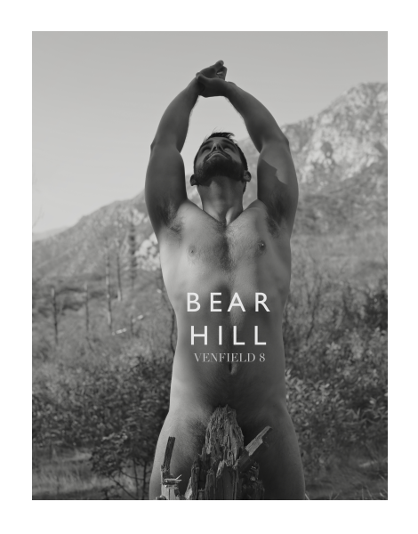 Venfield 8 'Bear Hill' Photography Book