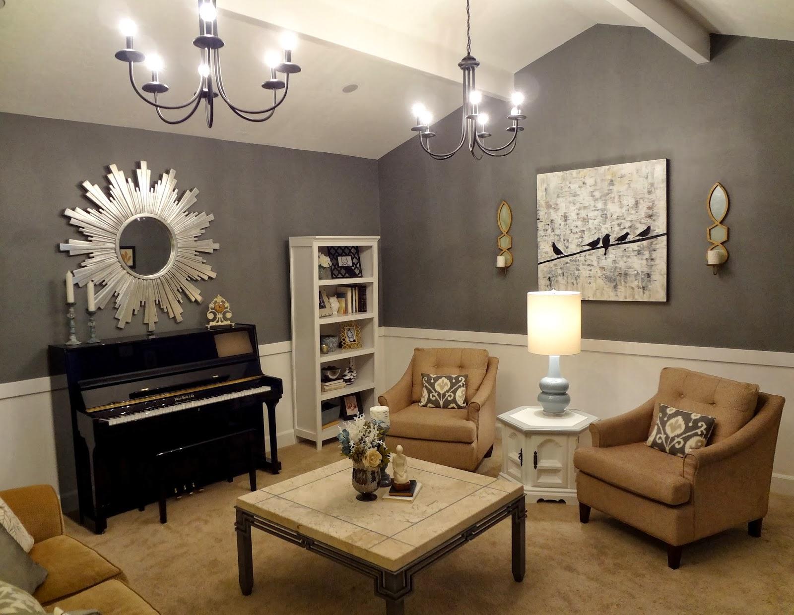 Studio 7 interior design the importance of proper lighting for Ambient lighting living room