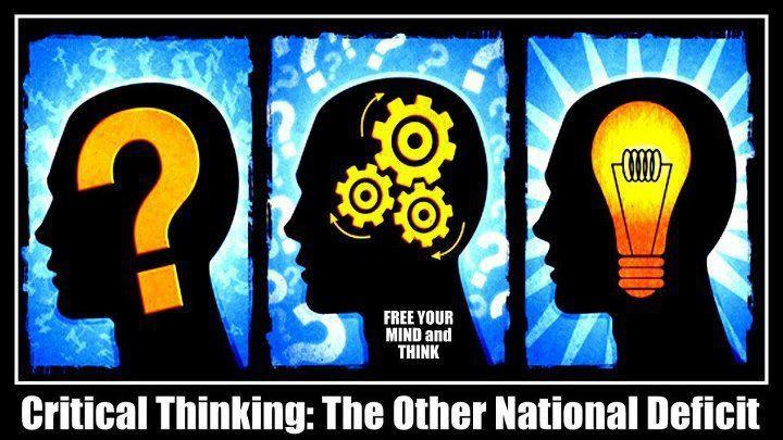 national center for critical thinking Critical thinking is almost universally touted as one of the primary goals of education (at all levels) it is possibly the only goal of jones, e a & ratcliff, g (1993) critical thinking skills for college students national center on postsecondary teaching, learning, and assessment, university park, pa (eric document.